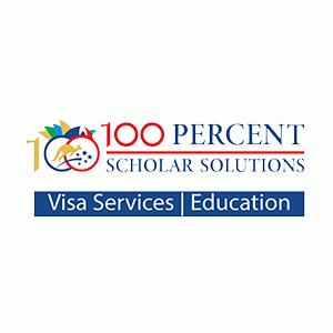 100 percent scholor
